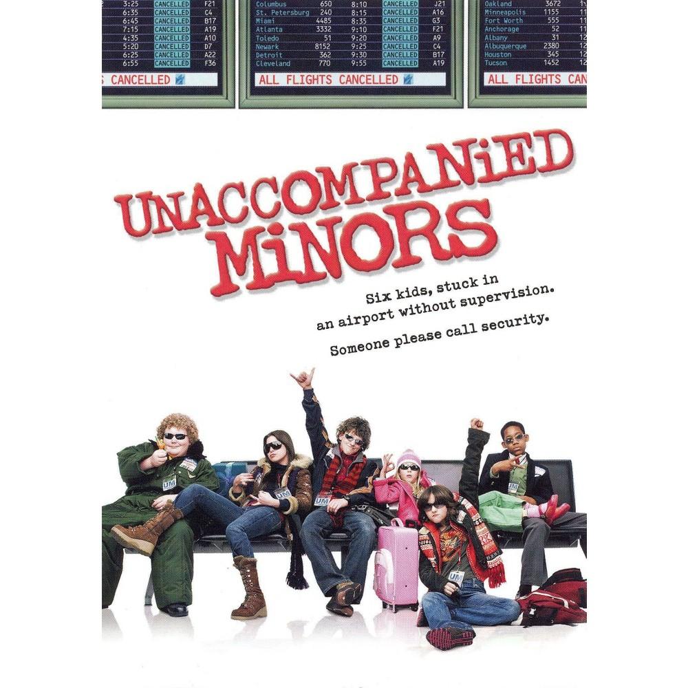 Unaccompanied Minors Dvd