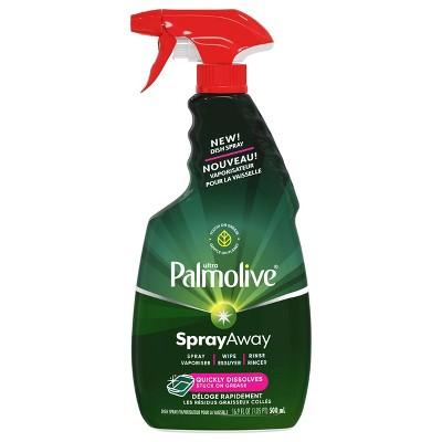 Palmolive Ultra Spray Away Dish Soap Spray - 16.9 fl oz