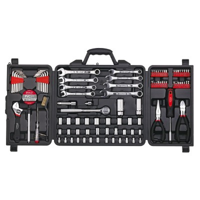 Apollo Tools 101pc Mechanics Tool Kit DT0006 Red