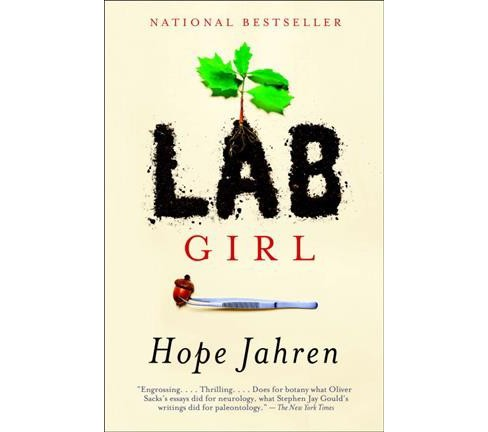 Lab Girl (Reprint) (Paperback) (Hope Jahren) - image 1 of 1