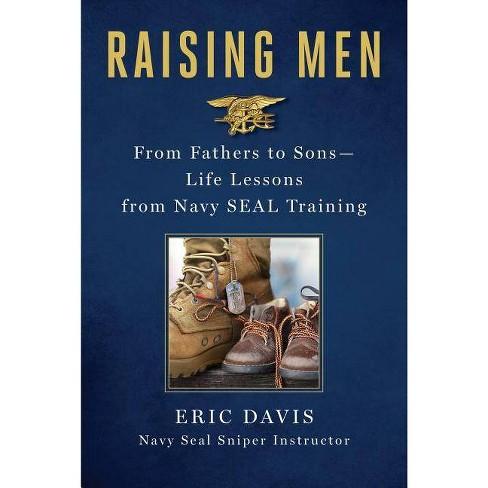 Raising Men - by  Eric Davis & Dina Santorelli (Hardcover) - image 1 of 1