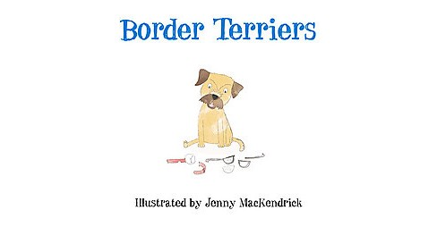 Border Terriers (Paperback) - image 1 of 1