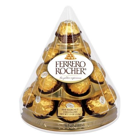 Ferrero Rocher Holiday Cone - 7.5oz/17ct - image 1 of 1