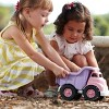 Green Toys Eco-Friendly Toddler Sized Pink Dump Truck - image 3 of 4