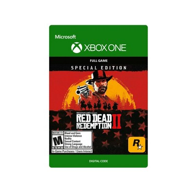 Red Dead Redemption 2: Special Edition - Xbox One (Digital)
