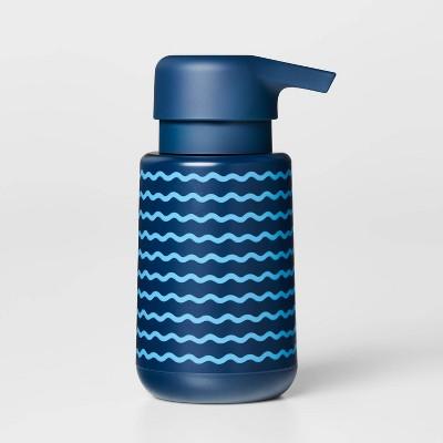 Soap Dispenser Blue - Pillowfort™