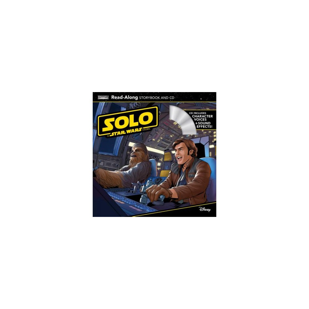 Solo - Pap/Com (Read-Along Storybook and CD) (Paperback)