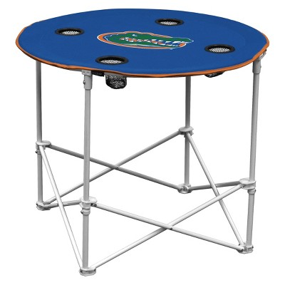 NCAA Florida Gators Portable Round Table