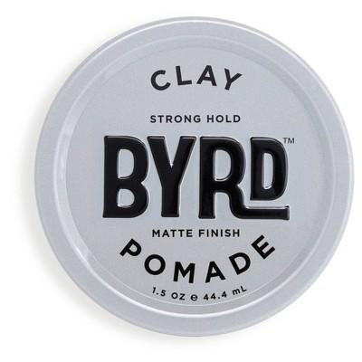 BYRD Clay Pomade - 1.5oz