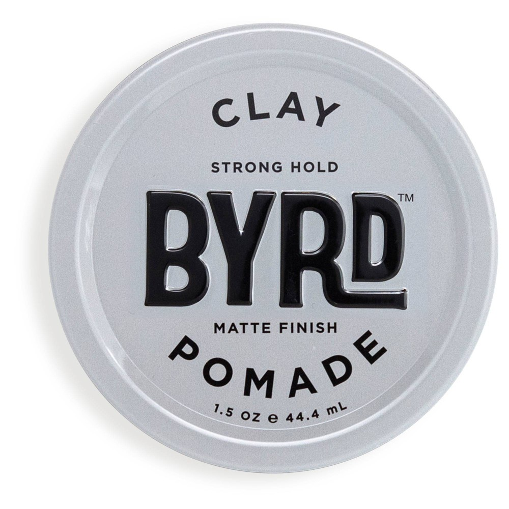 Image of BYRD Clay Pomade - 1.5oz, hair pomades