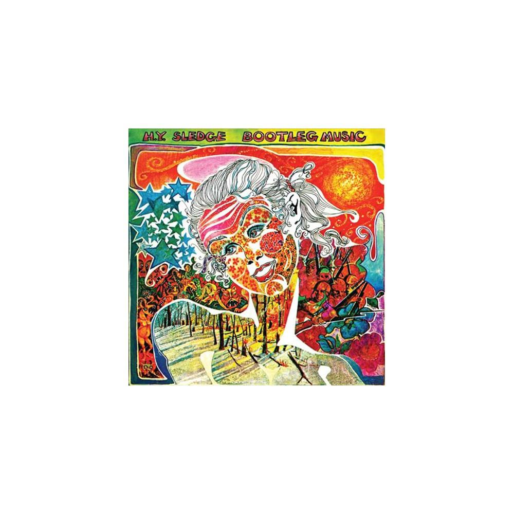 H.Y. Sledge - Bootleg Music (CD)