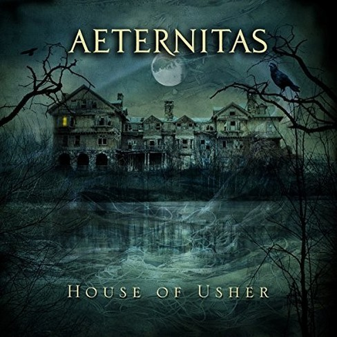 Aeternitas - House Of Usher (CD) - image 1 of 1