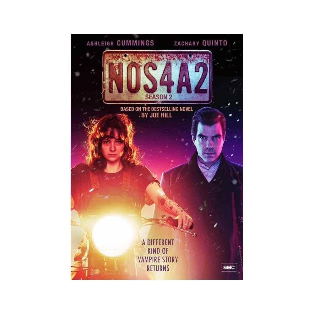 Nos4a2 The Complete Second Season Dvd 2020