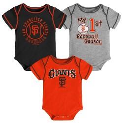 MLB San Francisco Giants Boys' Bodysuit