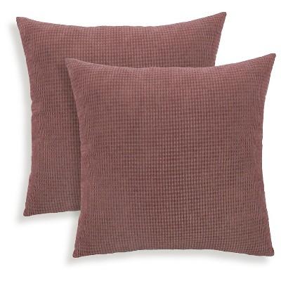 Earth Tyler Textured Woven Throw Pillow 2 Pack - Essentials