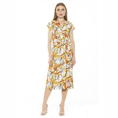 Alexia Admor Iris Wrap Dress