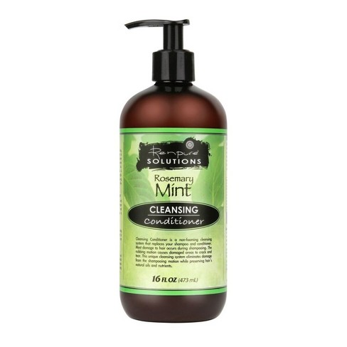 Renpure Solutions Rosemary Mint Cleansing Conditioner - 16.0 fl oz - image 1 of 3