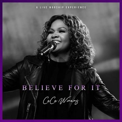 Cece Winans - Believe For It (Live) (CD)