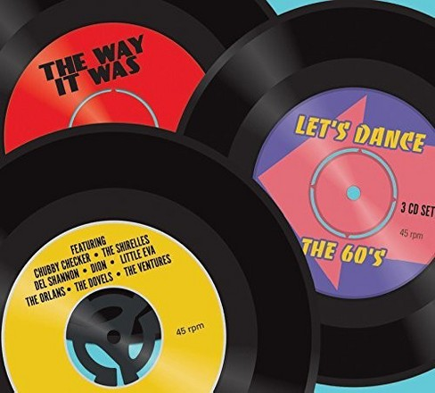 Various - Way It Was:Let's Dance The 60's (CD) - image 1 of 1