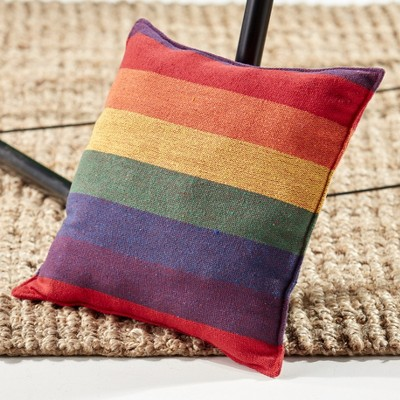 Lakeside Colorful Outdoor Pillow - Patio Furniture Pillow