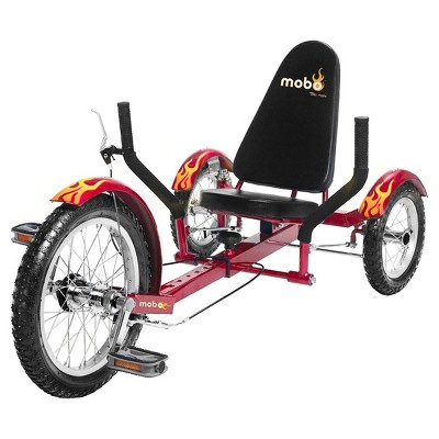 "Mobo Triton 16"" 3 Wheel Cruiser Kids' Specialty Bike"