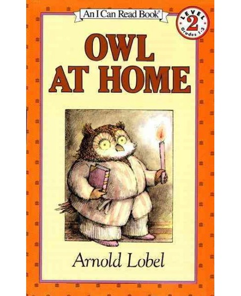 Owl at Home ( An I Can Read Book) (Paperback) - image 1 of 1