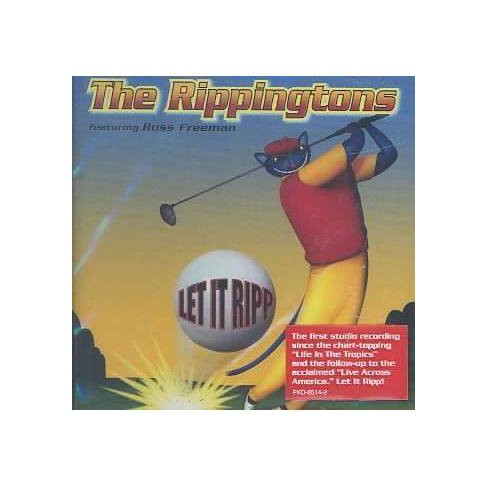 Rippingtons (The) - Let It Ripp (CD) - image 1 of 1