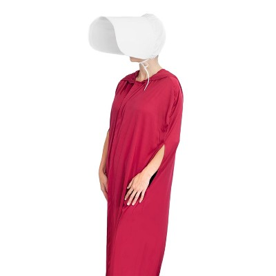 HMS The Handmaid's Tale Authentic Robe & Hat Costume | Perfect Outfit For Cosplay