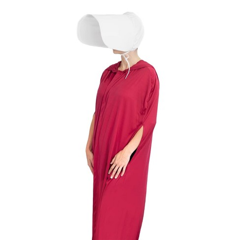 HMS The Handmaid's Tale Authentic Robe & Hat Costume | Perfect Outfit For Cosplay - image 1 of 4
