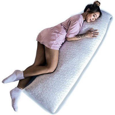 Coop Home Goods The Body Pillow - Adjustable Memory Foam Pillow