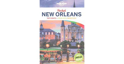 Lonely Planet Pocket New Orleans (Paperback) (Adam Karlin) - image 1 of 1