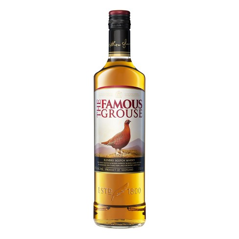 The Famous Grouse Blended Scotch Whisky - 750ml Bottle - image 1 of 1
