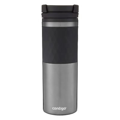 Contigo TwistSeal Coffee Travel Mug 16oz - Silver