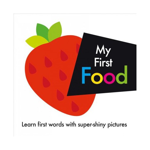 My First Food - by  Igloobooks (Board_book) - image 1 of 1
