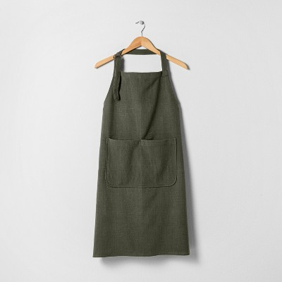 Apron Dark Green - Hearth & Hand™ with Magnolia