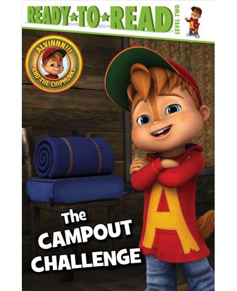 Campout Challenge (Hardcover) - image 1 of 1