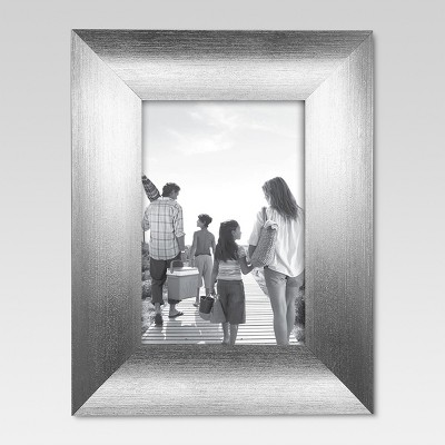 Scoop 5 x7  Silver Frame - Threshold™