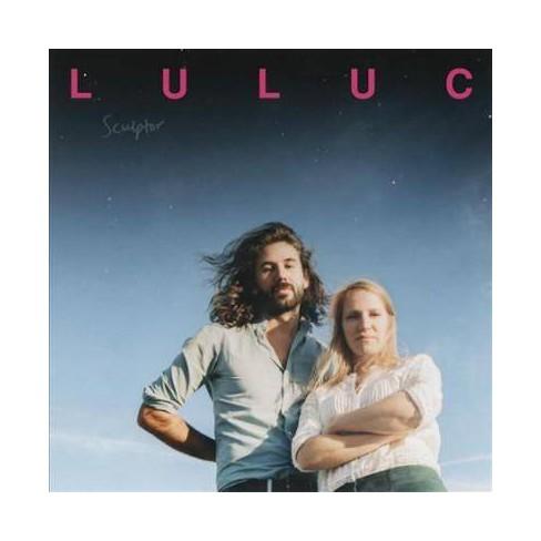 Luluc - Sculptor (CD) - image 1 of 1