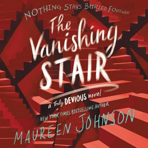 The Vanishing Stair Lib/E - (Truly Devious Series, 2) by  Maureen Johnson (AudioCD) - image 1 of 1