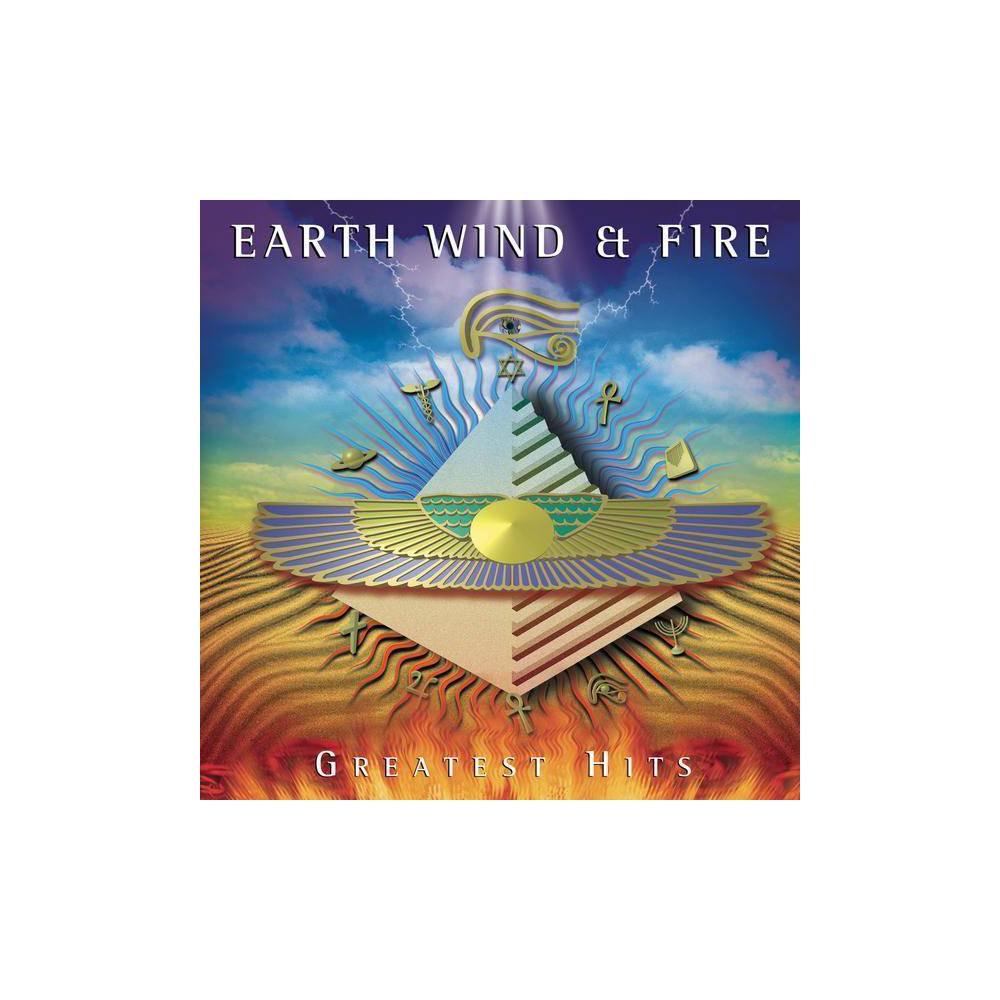 Earth Wind Fire Greatest Hits Cd