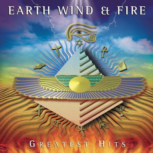 Wind  Earth &  Fire - Greatest Hits (CD) - image 1 of 1