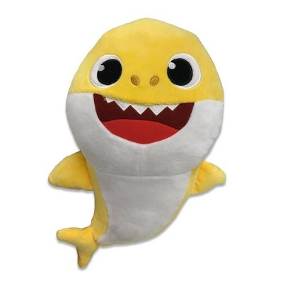 Baby Shark 8  Plush with Sound featuring Baby Shark