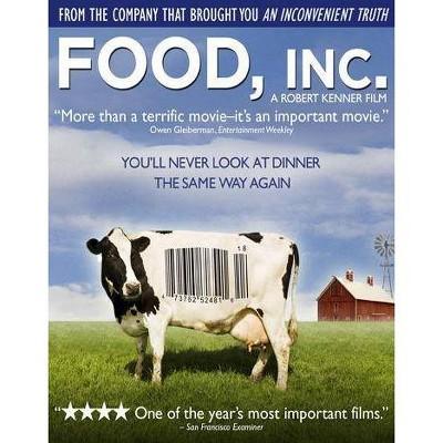 Food, Inc. (Blu-ray)(2009)