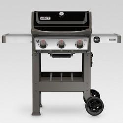 Weber Spirit II E-310 3-Burner LP Gas Grill 45010001 Black