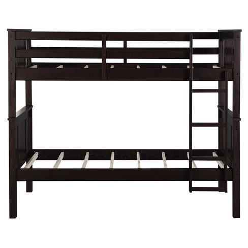 Dylan Twin over Twin Wood Bunk Bed - Dorel Living® - image 1 of 7