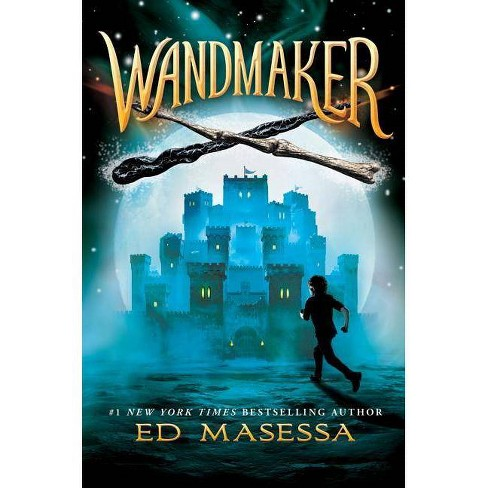 Wandmaker - by  Ed Masessa (Hardcover) - image 1 of 1