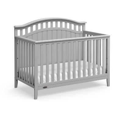 Graco Harper 4-in-1 Convertible Crib - Pebble Gray