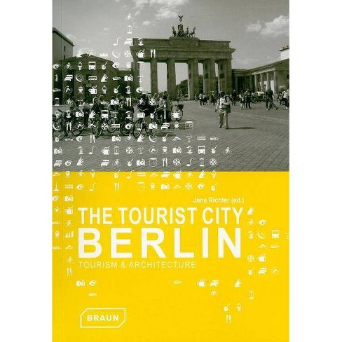 The Tourist City Berlin - (Paperback) - image 1 of 1