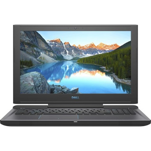 "Dell G7 7588 15.6"" Gaming Laptop i7-8750H 16GB RAM 1TB HDD 128GB SSD GeForce GTX 1060 6GB - 8th Gen i7-8750H Hexa-core - NVIDIA GeForce GTX 1060 6GB - image 1 of 4"