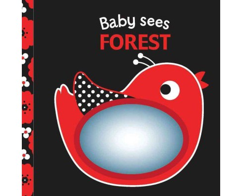 Forest : A Soft Book and Mirror for Baby! (Hardcover) (Rettore) - image 1 of 1